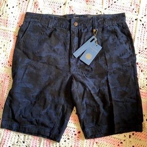 NWT Pete Huntington shorts, size 34